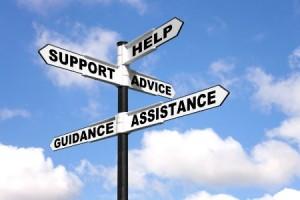 help-signposts
